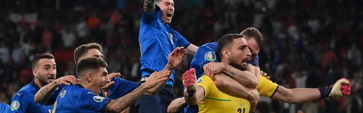 """Стало відомо, хто отримав """"Золотого м'яча"""" Євро-2020 (ФОТО, ВІДЕО)"""