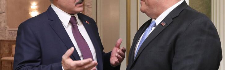 Волшебник прилетел. Как визит Помпео в Минск поменял расклад сил в целом регионе