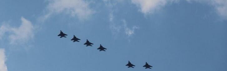 США перекинули в Польщу кілька десятків винищувачів