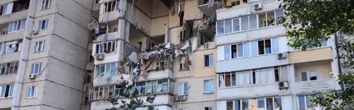 "Взрыв дома на Позняках: чиновники ""Киевгаза"" получили подозрения"