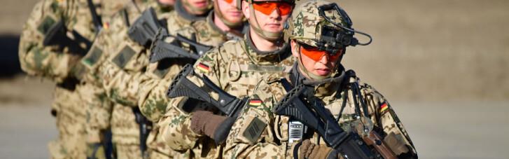 Подножка европейской армии. Кому нужна утка о заговоре 200 коммандос в Бундесвере