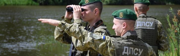 Украина значительно усилила охрану границы с Беларусью из-за военных учений (ФОТО)