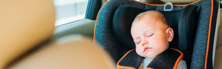 Кабмін затвердив нові правила перевезення дітей в автомобілі: що змінилося