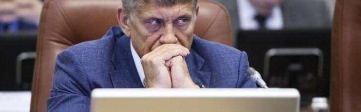 САП завершила розслідування справи проти екс-міністра Насалика