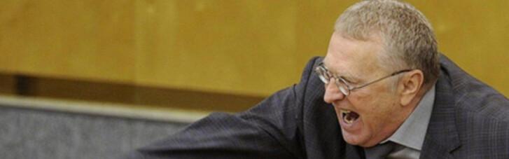 Жириновский грозит тюрьмой отказывающимся от COVID-вакцинации