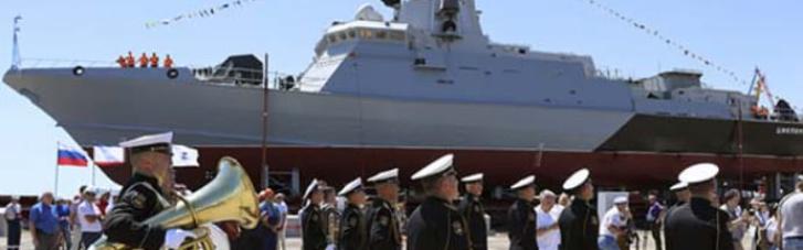 До окупованого Криму приїхав глава ВМФ РФ: ціль візиту