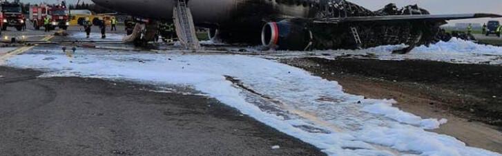 Катастрофа Superjet в Шереметьєво: усі подробиці