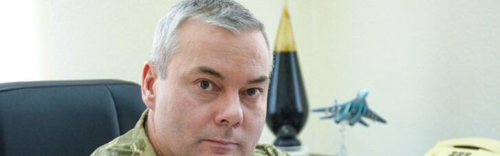 Наєв сказав, скільки російських окупантів знаходиться на Донбасі