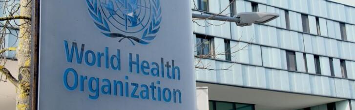 У ВООЗ заявили про повторні зараження коронавірусом за наявності антитіл