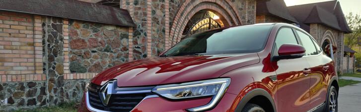 Renault Arkana на старті. Чи стане новий купе-кросовер бестселером в Україні