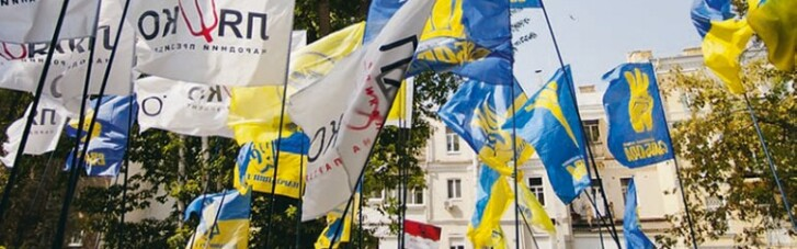 Тимошенко и Коломойский перессорятся  из-за ляшковского наследия