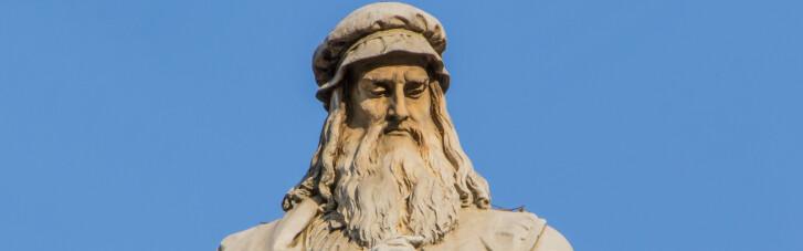 National Geographic: Как Леонардо да Винчи превратил картографию из искусства в науку