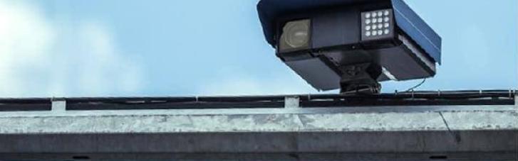 Завтра на дорогах України почне працювати ще 17 камер фіксації порушень ПДР