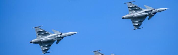 Все-таки JAS-39 Gripen? Позволит ли Вашингтон Киеву сделать шведский истребитель основным в нашей авиации