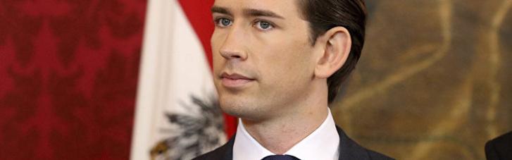 Прокуратура Австрии пояснила суть подозрений канцлеру и верхушке правящей партии