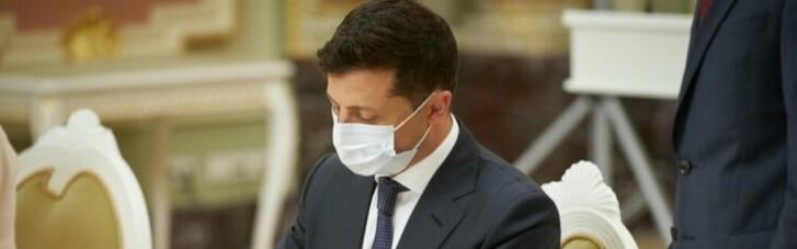 Зеленський схвалив посилення покарання для винуватців пожеж