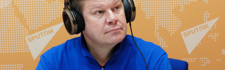 """Мінкульт вніс до """"чорного списку"""" російського спортивного коментатора"""