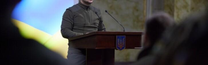 Зеленский наградил посмертно 64 добровольца
