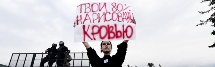 Революция наивности. Был ли у беларусов хотя бы малейший шанс победить