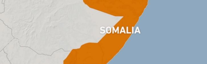 У Сомалі підірвався терорист-смертник: п'ятеро людей загинули
