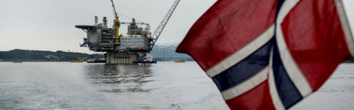 """Зеленая ржавчина. Почему в Норвегии решили забыть слово """"нефть"""""""