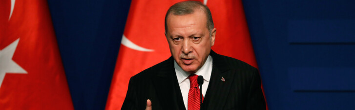 """Кремль на удивление воздержался от оскорблений в адрес Эрдогана из-за """"горстки"""" победителей во Второй мировой"""