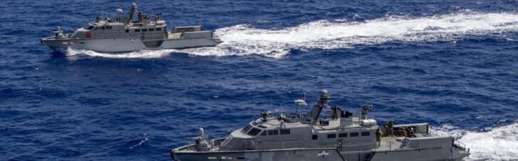 Позитив недели. Катера Mark VI для ВМС Украины планируют оснастить ракетными комплексами типа ВGM-176В Griffin