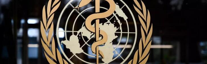 ВООЗ закликала не скасовувати режим НС в світі через коронавірус