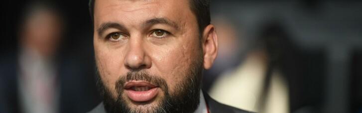 Пушилін дав зрозуміти, що Росія збирається воювати з Україною, а не домовлятися