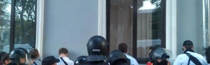 Драка с полицией на марше ЛГБТ в Одессе: суд избрал 13 подозреваемым меру пресечения
