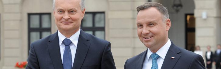 """Президенты Польши и Литвы приедут на саммит """"Крымской платформы"""""""