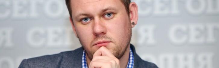 Денис Казанський: ФСБ показує затриманого «українського диверсанта»