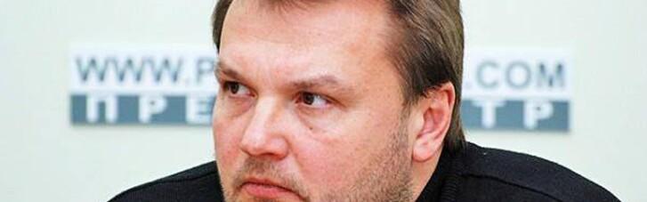 Вадим Денисенко: Похорону Мотороли як розвага для плебсу