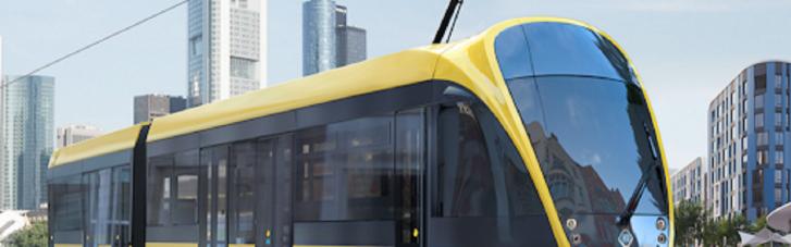 Київ отримав перший з 20-ти трамваїв у рамках угоди з ЄІБ, — Мінінфраструктури