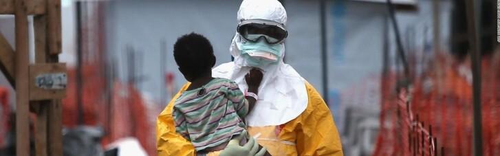 У Гвінеї оголосили про початок епідемії лихоманки Ебола