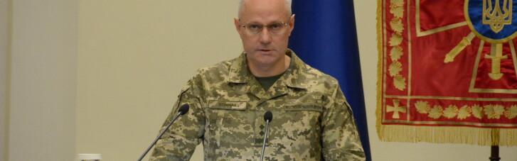 Глава Генштабу розповів подробиці загибелі чотирьох бійців ВСУ в п'ятницю на Донбасі