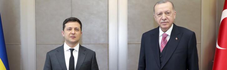 Зеленський підбив підсумки візиту до Туреччини і згадав про Росію