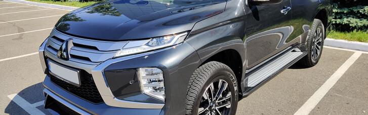 Позашляховик з запасом. Як новий Mitsubishi Pajero Sport допоможе проїхати по будь-якому бездоріжжю