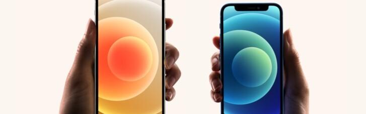 Стали відомі дати старту продажу iPhone 12 версій mini і max в Україні