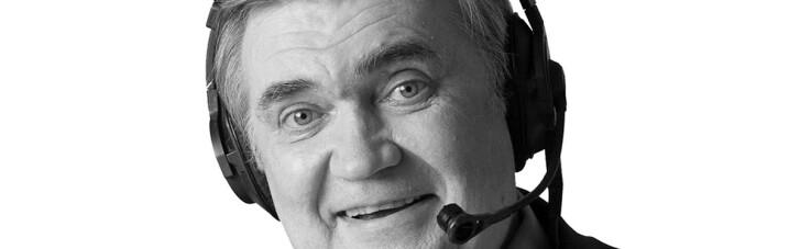 У Росії помер спортивний коментатор Юрій Розанов, який працював в Україні