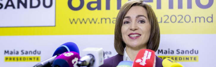 Новий президент Молдови. Чи буде Майя Санду менше залежати від Москви, ніж Ігор Додон