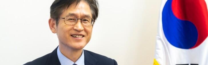 """Посол Ки-чан Квон: """"В якомусь сенсі Південна Корея схожа на Україну"""""""