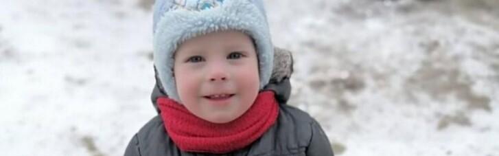 Поліція знайшла дворічного хлопчика, який зник напередодні під Києвом (ФОТО)