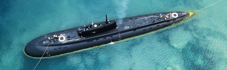 Росія відправила в море з Криму все підводні човни Чорноморського флоту