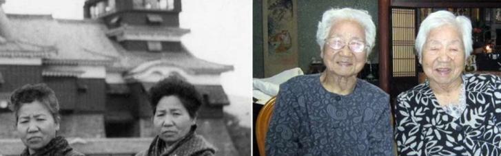 Найстарішими близнючками світу визнали 107-річних сестер з Японії