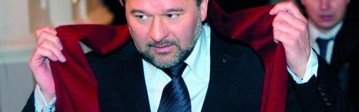 Балога заразился «синдромом Януковича»
