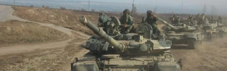 У Дагестані загорівся і вибухнув танк, який воював на Донбасі (ВІДЕО)
