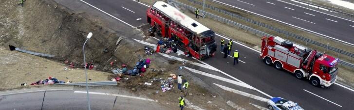 ДТП з українцями в Польщі: експертиза визначила технічний стан автобуса