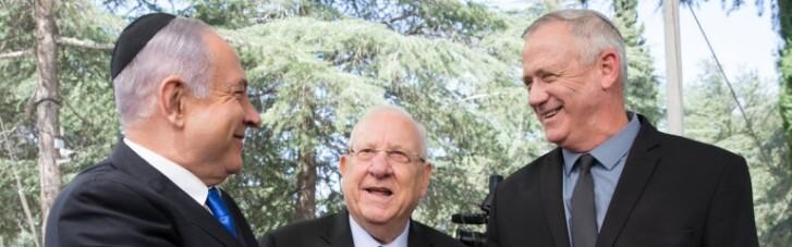 Нетаньяху и Ганц в одном кресле. Каких сюрпризов ждать от  двоевластия в Израиле