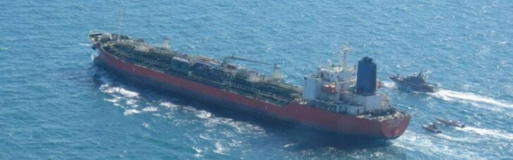 Іранські військові захопили південнокорейський танкер: Сеул відправив спецназ